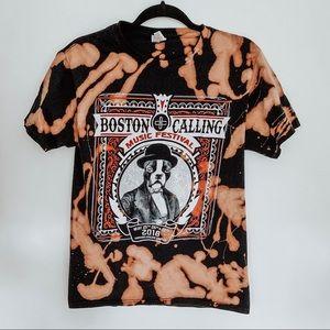 Boston Calling 2018 Music Festival Concert T-Shirt
